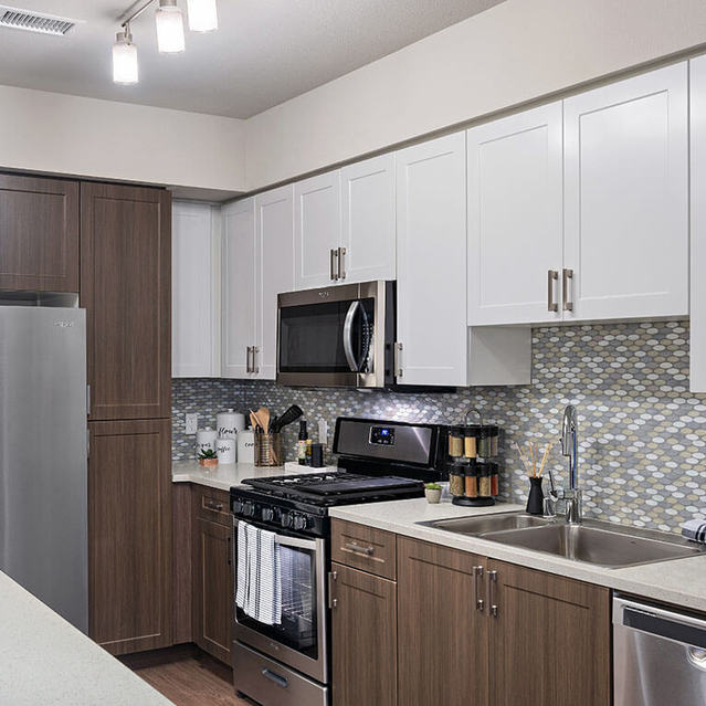 The James Apartments  - Fully Equipped Kitchen