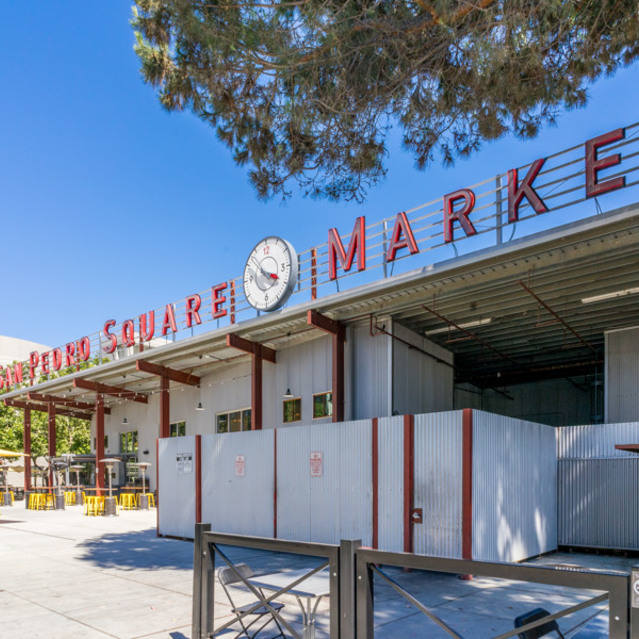 The James Apartments  - San Pedro Square Public Market