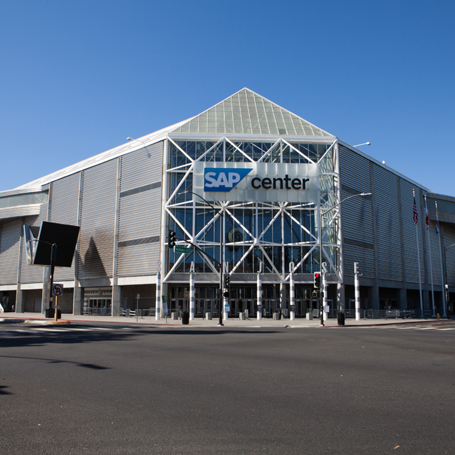 The James Apartments  - SAP Center